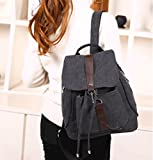Classic Retro Casual Canvas Backpack Fashion Trend