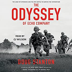 The Odyssey of Echo Company Audiobook