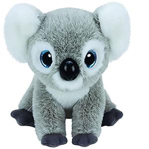 Ty Kookoo Koala Plush - 513q6utvmtL - Ty Kookoo Koala Plush, Grey, Medium