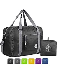 77a54275cb Foldable Travel Duffel Bag Luggage Sports Gym Water Resistant Nylon