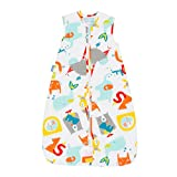 Grobag Travel Baby Sleeping Bag - E is for Elephant 2.5 Tog (18-36 Months)