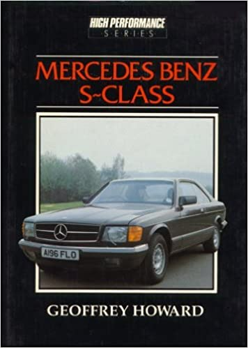 Mercedes-Benz S-Class and the 190 16E (High performance