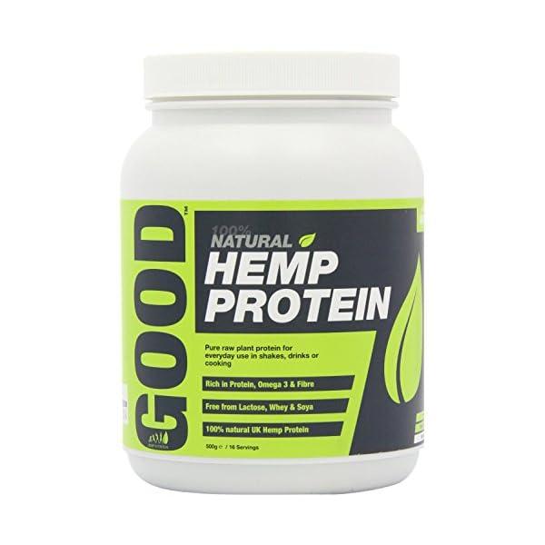 (Pack Of 4) – Protein Powder | HEMP NATURAL