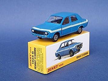 Renault Miniature Toys Dinky Atlas R12 Gordini Voiture Norev 1424g 12 4q35LAcRjS