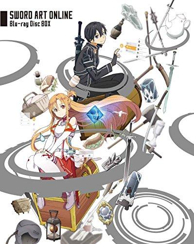 ソードアート・オンライン Blu-ray Disc BOX [完全生産限定版]