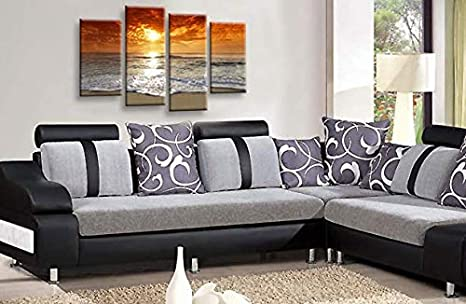 Le Reve Canvas Art Sunset - Lienzo Decorativo para Pared ...