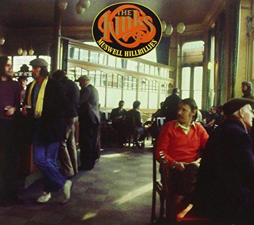 Kinks: Muswell Hillbillies [Legacy] (Audio CD)