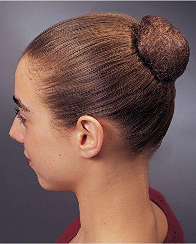autorizzazione ufficiale Capezio Capezio Capezio Donna Bunheads Hair Nets,Marronee,One Dimensione by Bunheads  qualità ufficiale