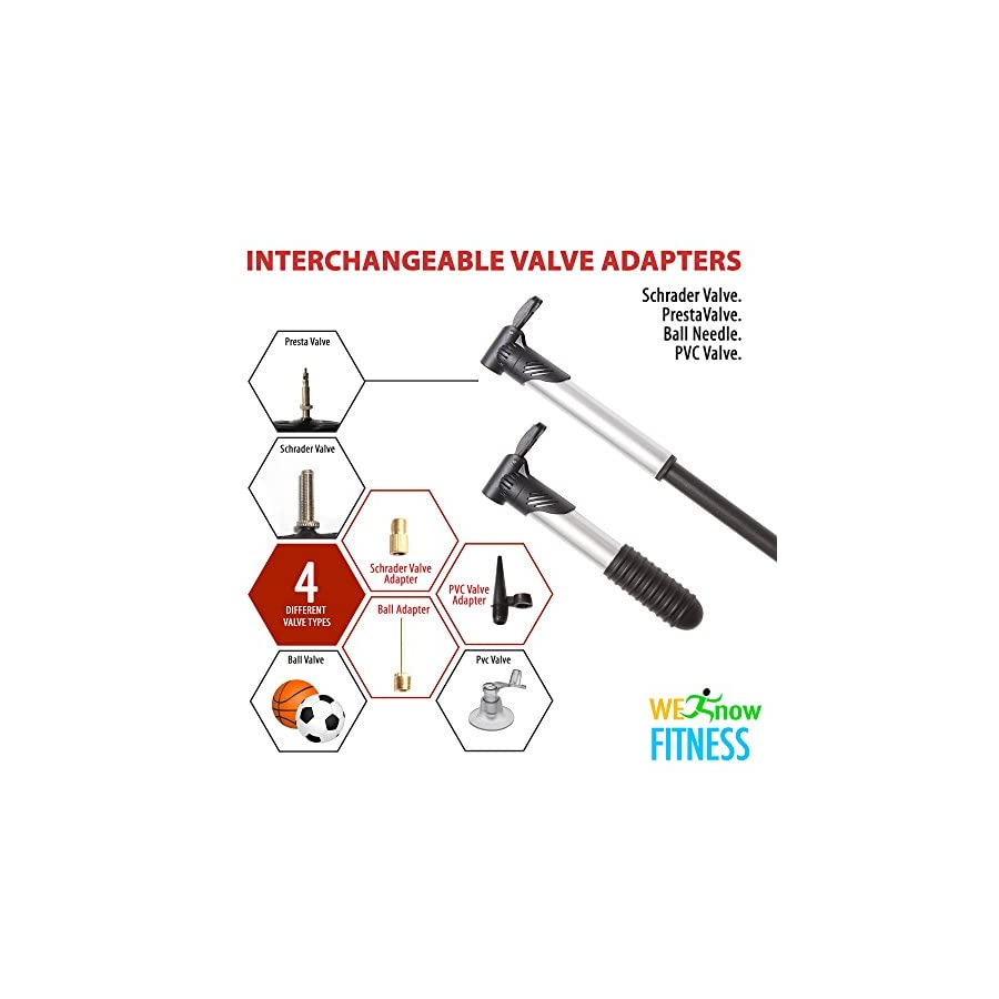 Bike Repair Kit Fix Tire Problems, Seat Issues and More On Mountain, Road and BMX Bikes With Sixteen Stainless Steel Tools Full Tube Puncture Repair Kit 260psi Mini Pump Lightweight Bag