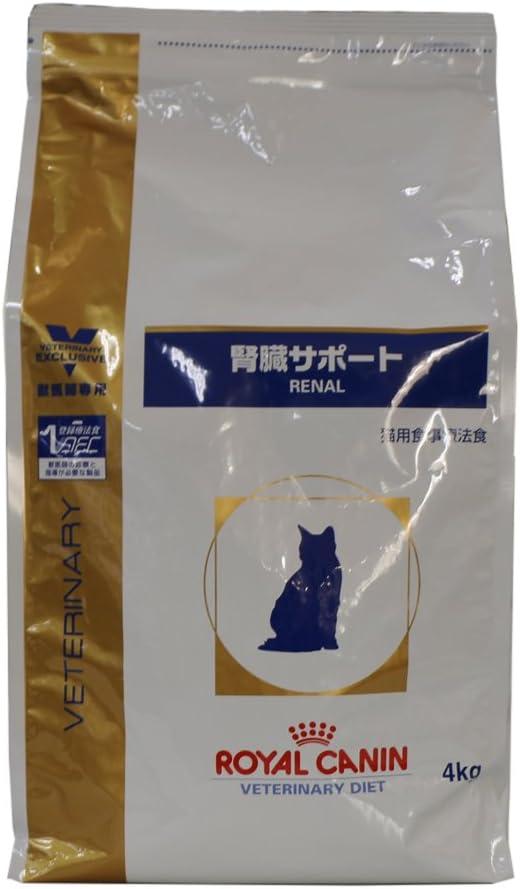 Royal Canin C-58292 Diet Feline Renal - 4 Kg: Amazon.es: Productos ...