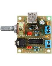 PM2038 USB Audio Amplifier Board Module Audio Audio Receiver 5W DC 2V-6V