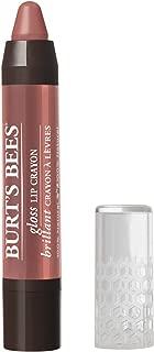 product image for Burt's Bees 100% Natural Moisturizing Gloss Lip Crayon, Santorini Sunrise - 1 Crayon