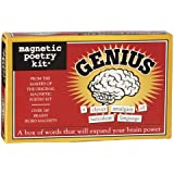 Magnetic Poetry Genius Kit