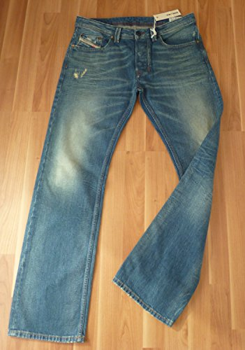 Diesel Larkee 0806P W32 L32 Regular Straight Blau Neu!