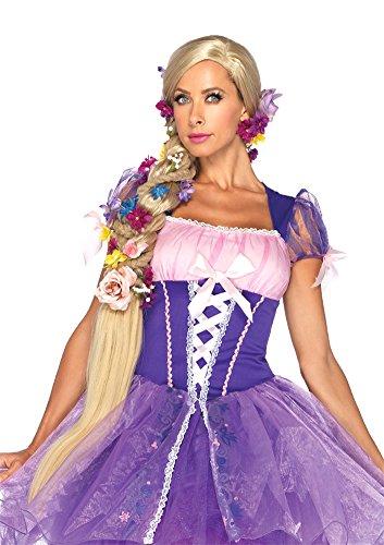 Rapunzel Adult Wig (Costume-Wig Rapunzel Adult Costume Wig Blonde Halloween Costume - Most Adults)