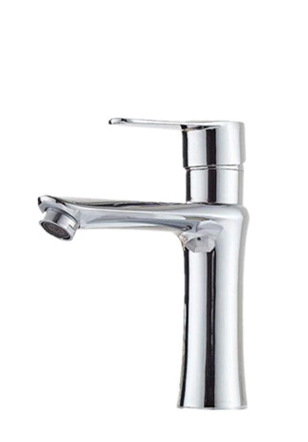 Water Drop Single Hole LYBSD Bathroom Sink Taps Hot And Cold Basin Faucet Sink Bathroom Fashion Kitchen Water Drop Single Hole