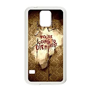 Custom Cover Case for samsung galaxy s5 i9600 w/ American Horror Story image at Hmh-xase (style 11)