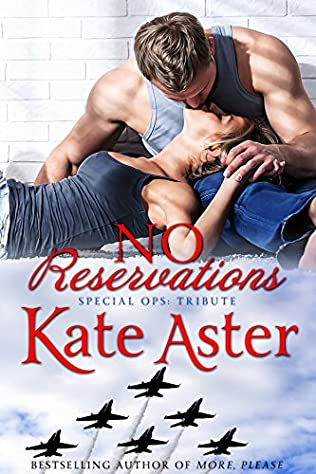 book cover of No Reservations