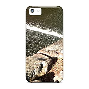 Hot Tpye Skinny Dip Case Cover For Iphone 5c