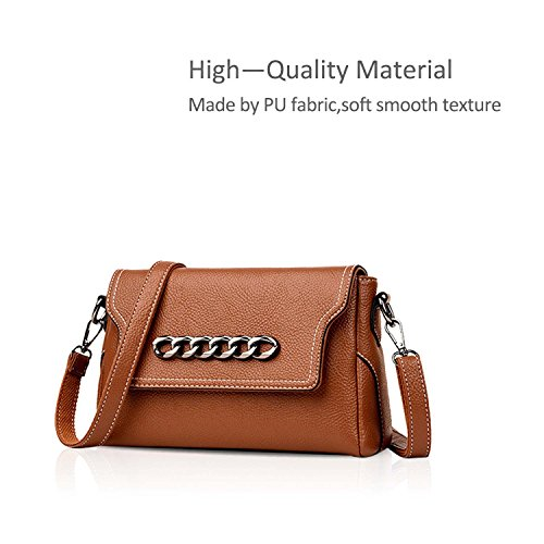 ON sale Ladies shoulder crossbody Bag DORIS brown mini B handbag Clutch Purple small NICOLE messenger Envelope BIG Yellow amp; bag XwIWBE