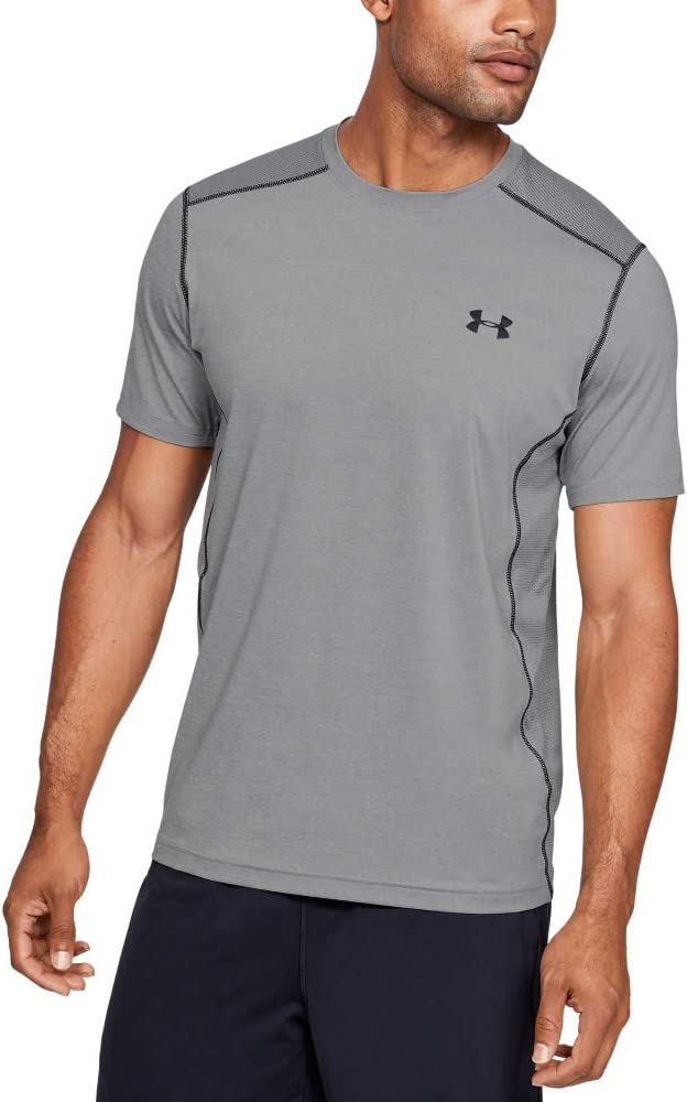 Under Armour Mens Raid Shortsleeve Graphic Short Sleeve Short-Sleeve Shirt