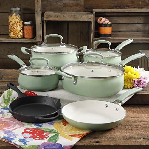 Pioneer woman cookware set
