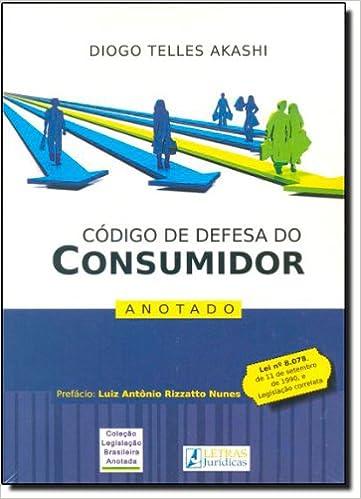 Book Codigo de Defesa do Consumidor Anotado