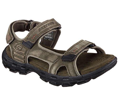 Hombre Gander Para Louden Skechers Zapatos Oliva Verde dIwScFq