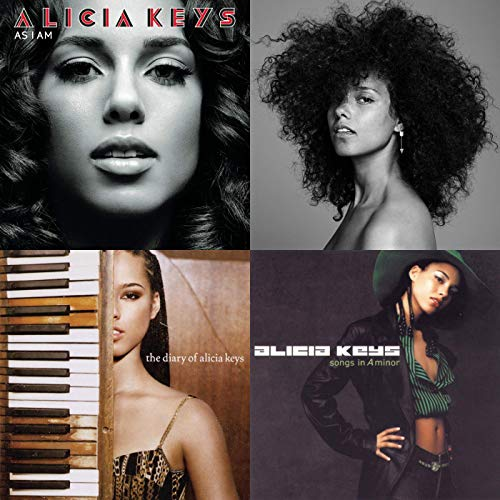 Alicia Keys Greatest Hits