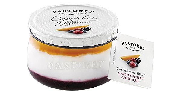 Pastoret Caprichos de Yogur Mango y Frutas Del Bosque ...