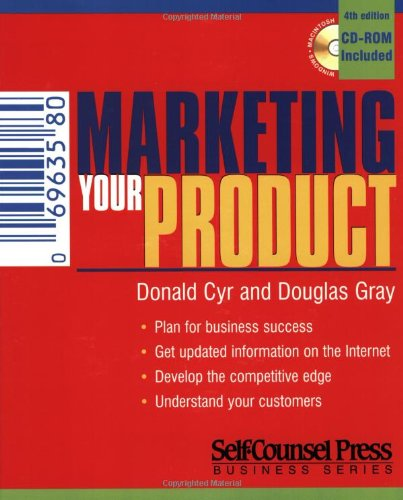Download Marketing Your Product (Self-Counsel Business) pdf epub