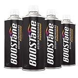 BOOSTane Professional Octane Booster Four Pack (4 Quart Bottle)