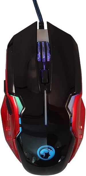 Scorpion MA-M416+G1 BK - Pack Ratón+Alfombrilla Gaming, color ...