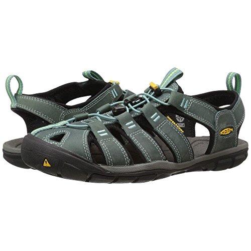 (キーン) Keen レディース シューズ?靴 サンダル Clearwater Leather 並行輸入品