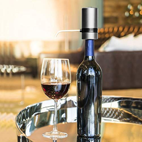Waerator Easy to Use Wine Aerator in Grey Perfect for Maximizing and Enhancing the Flavor of Your Wine by Generic (Image #5)