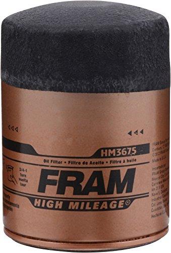 FRAM CH10075 Filtro de cartucho de lubricante de flujo completo. 21, alto millaje