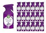 Air Wick Pure Air Freshener Spray Premium Fragrance Purple Lavender 5.5 oz (114 Spray Bottles)