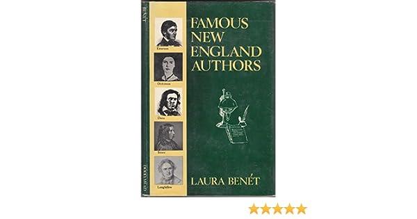 famous new england authors