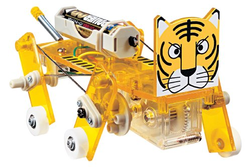 Tamiya Mechanical Tiger Four-leg Walking Type [toy] (Mechanical Type)