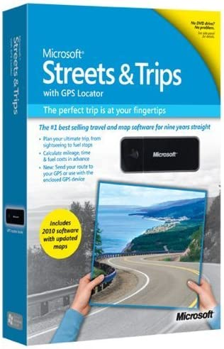 Where To Buy Microsoft Streets And Trips 2010