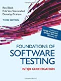 Foun of Software Testing ISTQB, Black, Rex and Graham, Dorothy, 1408044056