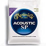 Martin SP 80/20 Acoustic Guitar Strings - Bronze Wound (Custom / Light, .011 - .052)