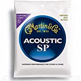 Martin SP 80/20 Acoustic Guitar Strings - Bronze Wound (Custom / Light, .011 - .052)