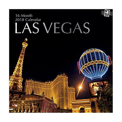 2018 Las Vegas Calendar - 12 x 12 Wall Calendar - With 210 Calendar (Las Vegas Planner)