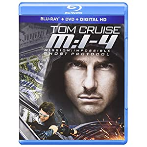 Mission: Impossible Ghost Protocol [Blu-ray] (2011)