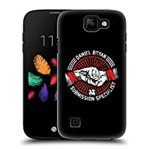 Official WWE Submission Specialist Daniel Bryan Hard Back Case for LG G4 Stylus