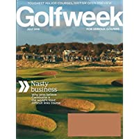 Deals on Golfweek Magazine Subscription 1 Year 14 Issues