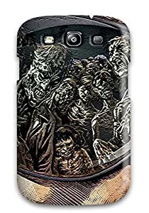 For Galaxy S3 Premium Case Cover Extinction Parade Protective Case