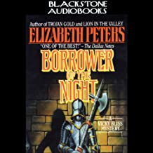 Borrower of the Night: The First Vicky Bliss Mystery