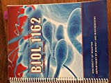 Introduction to Biological Sciences Laboratory Manual: BIOL 1162